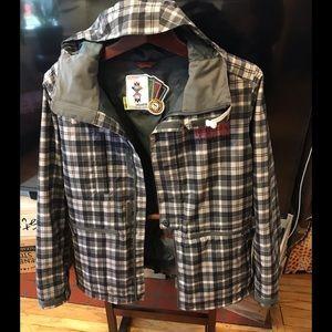 New Burton ski or snowboarding jacket size S